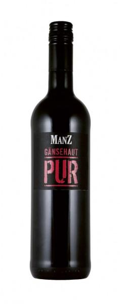 Weingut Manz - Cuvée Gänsehaut pur 2018