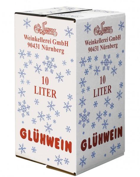 St. Lorenz - Christkindl Glühwein 10 Liter