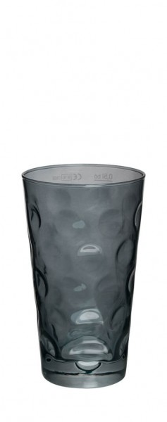 Böckling - Dubbeglas 0,5l Grau