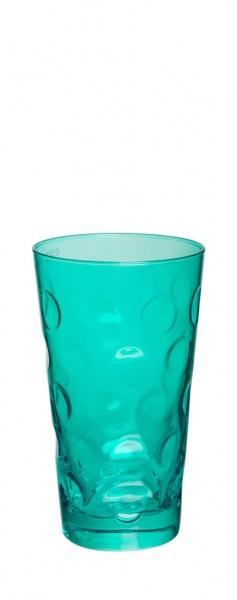Böckling - Dubbeglas 0,5l Türkis