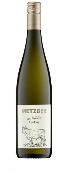 Weingut Metzger - Riesling vom Kalkstein trocken 2018
