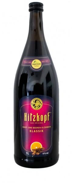 Bayernwald - Hitzkopf Glühwein Klassik Liter