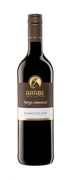 Weingut Raabe - Dunkelfelder Pfälzer Lebenslust mild 2019