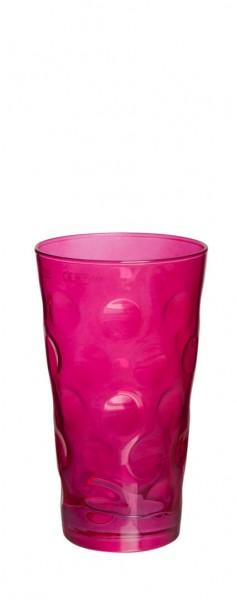 Böckling - Dubbeglas 0,5l Pink