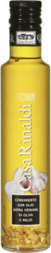 Casa Rinaldi - Natives Olivenöl mit Knoblauch 250ml