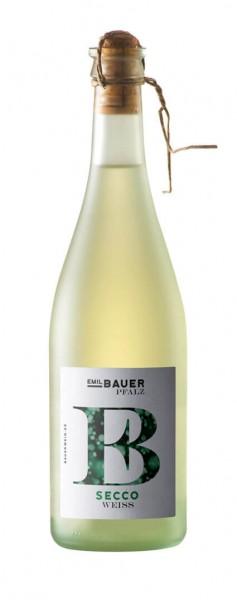 Weingut Emil Bauer - Secco b.A. Pfalz