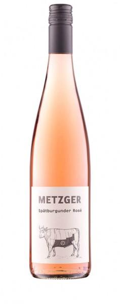 Weingut Metzger - Spätburgunder Rosé feinherb C 2019