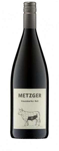 Weingut Metzger - Hausmarke Rot Liter 2019