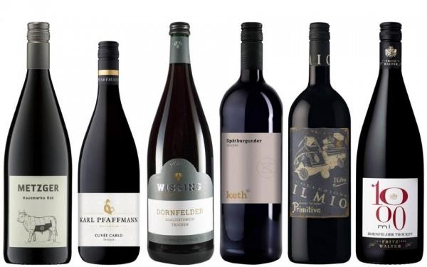 WeinPaket Liter Lieblinge ROT
