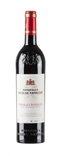 Nicolas Napoléon - Bordeaux Supérieur AOC trocken 2017