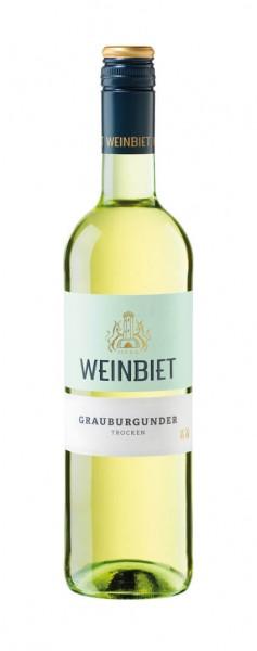 Weinbiet eG - Grauer Burgunder trocken 2019