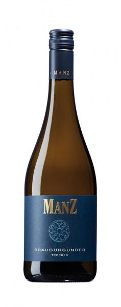 Weingut Manz - Grauer Burgunder trocken 2019