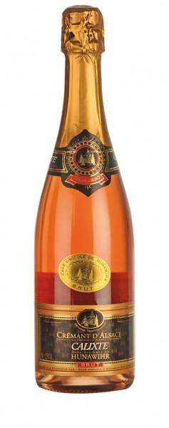 Hunawihr - Crémant Calixte Rosé AOC brut