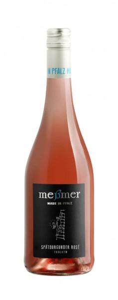 Weinhaus Meßmer - Made in Pfalz Spätburgunder Rosé trocken 2019