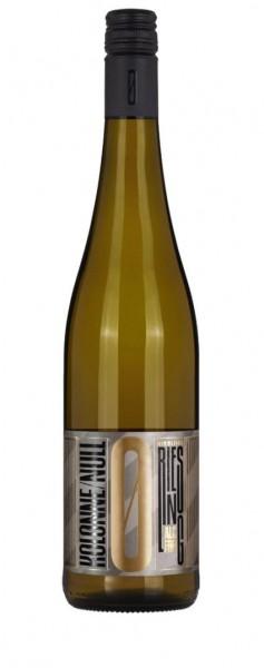 Kolonne Null - Riesling Wein alkoholfrei