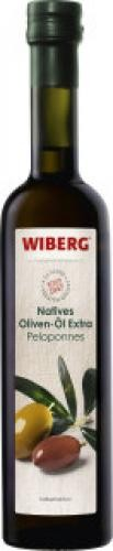 Wiberg - Natives Olivenöl Extra aus Peloponnes 0,5l