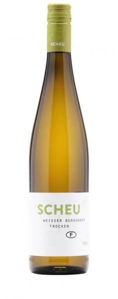 Weinhof Scheu - Weissburgunder Gutswein trocken 2019