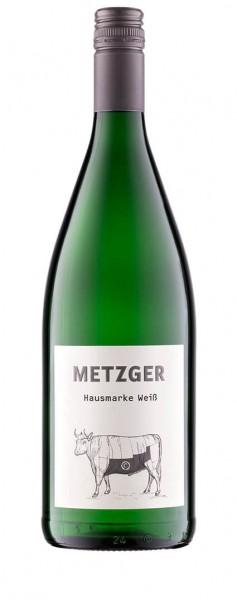 Weingut Metzger - Hausmarke Weiß Liter 2019