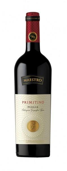 Cielo - Maestro Primitivo trocken 2019