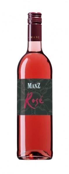 Weingut Manz - Rosé Cuvée lieblich 2019