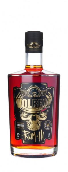 Volbeat Rum Vol III Alk.43vol.% 0,7l