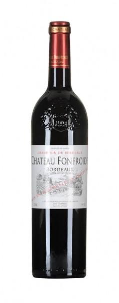 Bordeaux Château Fonfroide AOC trocken 2017