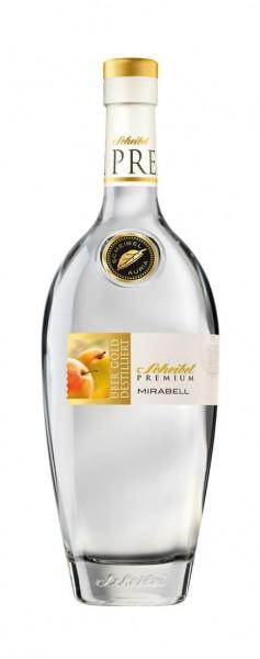 Scheibel Premium Mirabellen-Brand Alk.43vol.% 0,7l