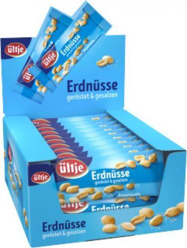Ültje Erdnüsse geröstet und gesalzen - 20x50g