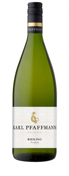 Weingut Karl Pfaffmann - Riesling trocken 2020