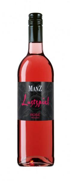 Weingut Manz - Rosé Cuvée Lustspiel trocken 2020