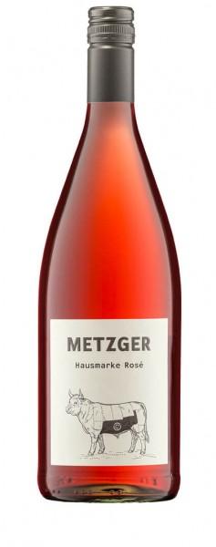 Weingut Metzger - Hausmarke Rosé Liter 2019