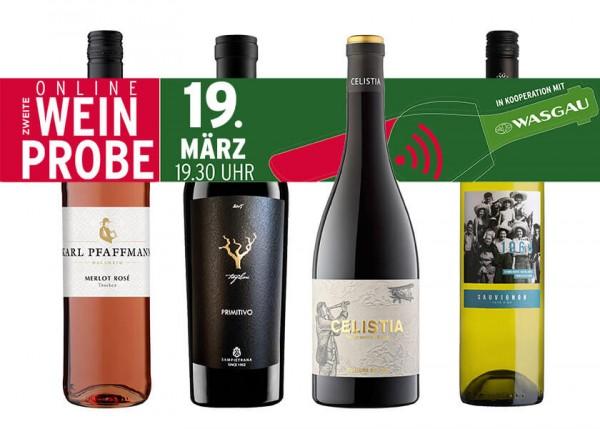 WeinPaket Zweite WeinProbe